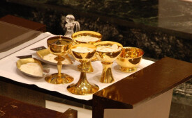 Watch the June 13, 2021 Eucharist Celebrated by Father James Moran