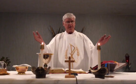 Watch the January 16, 2021 Eucharist Celebrated by Father James Moran